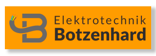 Logo Elektrotechnik Botzenhard